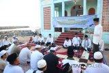 Teropong Kemenag Kalsel tak mampu melihat hilal awal  Ramadhan