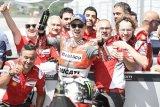Pesan perpisahan Lorenzo pada Ducati