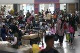 Tiket kereta ekonomi Palembang -Tanjung Karang ludes
