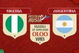 Prediksi pertandingan Nigeria vs Argentina 27 Juni 2018
