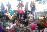 Families visit tourism destinations to spend `ketupat eid` holiday