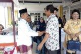 Penjabat bupati dan sekda Parimo gelar 'open house'