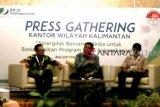 Sosialisasi BPJS Ketenagakerjaan  Kalimantan