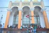 Masjid Agung Palembang kumpulkan zakat fitrah 4,2 ton beras