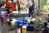 Lima kecamatan di Gunung Kidul langka air