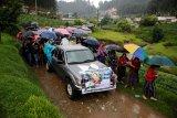 Ribuan pengungsi Amerika Tengah ditampung di Meksiko Selatan