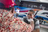 Pemeriksaan kesehatan pengemudi bus
