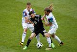 Menghitung peluang lolos Argentina dari Grup D Piala Dunia