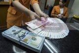 Yuan China kembali menguat menjadi 7,0846 terhadap dolar AS