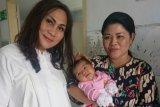 Kisah bayi Xena di Pulau Lembeh