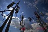 Jaringan seluler melemah, Menkominfo: Semua bergantung pada listrik