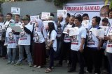Relawan Yogyakarta mendukung Abraham  Samad sebagai capres