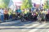 500 peserta ikuti fun bike Polres Barsel