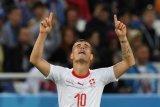 FIFA selidiki akibat selebrasi gol Shaqiri dan Xhaka