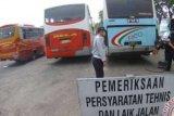 Jelang Arus Mudik, Pengelola Terminal BPRS Giatkan Pemeriksaan Teknis Keselamatan Bagi Bus yang Masuk