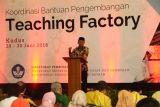 Kemdikbud Buka Teaching Factory SMK