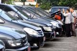 Rumah Dinas Gubernur Riau tampung kendaraan dinas selama cuti Lebaran