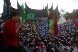 Tiga Anggota DPR Ramaikan kampanye Emzalmi-Desri (video)