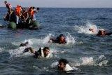 204 migran tewas tenggelam di lepas pantai Libya