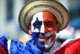 Galeri foto pesta gol Inggris 6-1 atas Panama