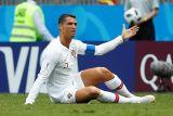 Ronaldo pemain sepakbola Eropa dengan gol internasional terbanyak