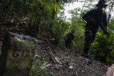 Prajurit TNI gugur saat pengamanan pembangunan jalan transPapua