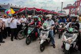 Arus balik pelabuhan Tanjung Priok