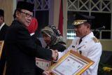 Pelantikan Penjabat Gubernur Sumut