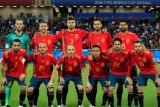Spanyol taklukkan Inggris 2-1