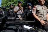 100 Brimob Polda Riau jaga Freeport di Papua