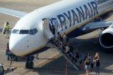 Pilot Ryanair Inggris dukung aksi mogok lanjutan