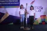 Tabuhan Gamelan iringi kedatangan pesawat api Asian Games