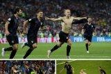 FIFA selidiki selebrasi bek Kroasia Vida karena ini