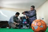 Unissula juarai Kontes Robot Sepak Bola KRI 2018