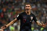 Mario Mandzukic bawa Kroasia ke final Paiala Dunia untuk pertama kalinya