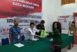 KPU Manado kembalikan berkas NasDem-PKB