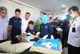 Semen Padang Khitan gratis 250 anak