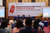 DJP Suluttenggomalut sosialisasi PPh 0,5 persen