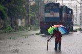 Hujan deras di India, 30 orang tewas