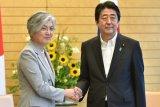 PM Jepang kecam peluncuran rudal Korut