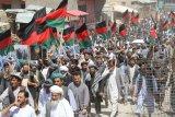 Taliban tolak gencatan senjata pemerintah, culik hampir 200 penumpang bus
