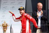 Vettel start terdepan di Grand Prix Jerman