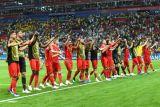 Empat rahasia Belgia tumbangkan Brasil 2-1
