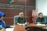 BPS: penduduk miskin Sultra  11,63 persen