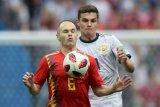 Iniesta dan Torres menderita kekalahan di debut Liga Jepang