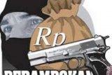 Diburu 6 Bulan, Polres Dumai Bekuk Rampok Rp465 Juta Uang Nasabah Bank Modus Pecah Ban