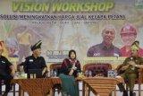 Ditaja Pemkab dan APMI Inhil, Seminar Vision Workshop Hadirkan Ahli Kelapa