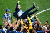 Tim muda Prancis yang berjaya dan menjanjikan