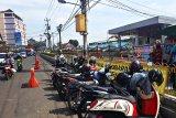 Parkir liar Jalan Pasar Kembang muncul  lagi