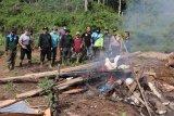 Bengkulu siapkan rencana aksi koridor gajah sumatera